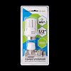 Комплект терморегулирующий для подключения радиатора, 2 в 1 MVI