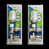 Комплект терморегулирующий для подключения радиатора, 3 в 1 MVI