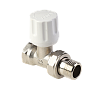 Вентиль радиаторный прямой ручной регулировки MVI